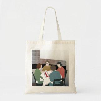 Mah Jonggのレトロのバッグ トートバッグ