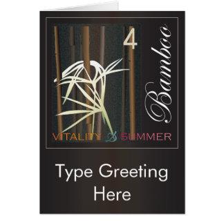 Mah Jonggの夏 カード