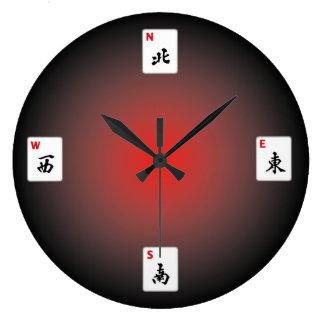 Mah Jonggの柱時計 ラージ壁時計
