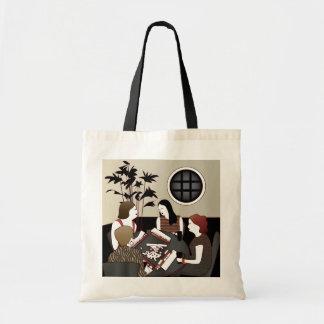 Mah Jonggの獲物袋 トートバッグ