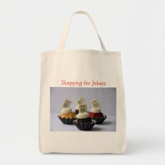 Mah Jonggの買い物袋 トートバッグ