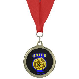 Mah Jonggの赤メダル メダル