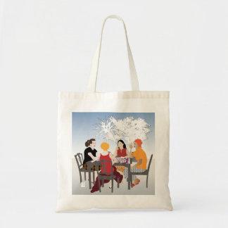Mah Jonggの野外のバッグ トートバッグ
