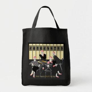 Mah Jongg直るタイル トートバッグ