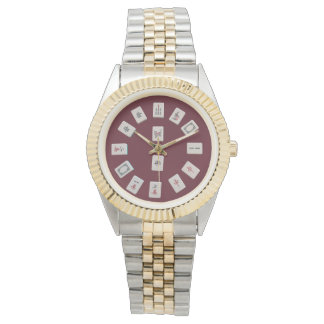 Mah Jongg 2017の腕時計 腕時計