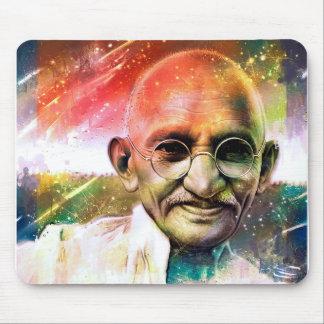 Mahatma Gandhiのマウスパッド マウスパッド