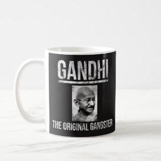 Mahatma Gandhiのマグ-元のギャング コーヒーマグカップ