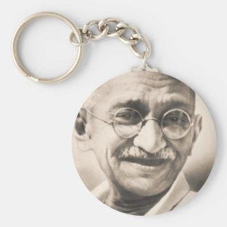 Mahatma Gandhi キーホルダー