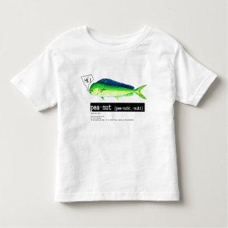 mahiのワイシャツをからかいます トドラーTシャツ