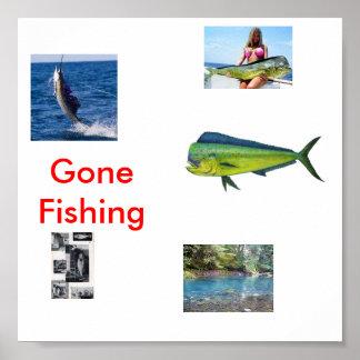 mahi1のfg、魚、rgtdeg、shu、行った採取 ポスター