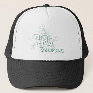 mahjongの青 キャップ