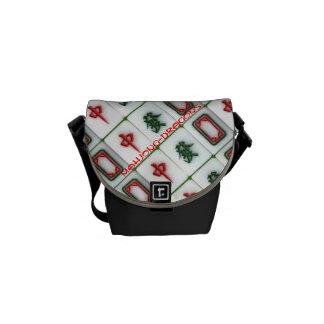 Mahjongドラゴン メッセンジャーバッグ
