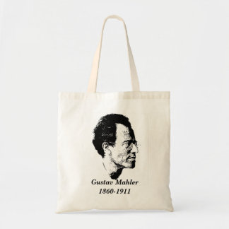 Mahler -作曲家 ベーシックトートバッグ