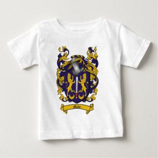 MAHRのコートの腕-ハープ奏者の家紋 ベビーTシャツ