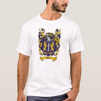 MAHRのコートの腕-ハープ奏者の家紋 Tシャツ