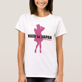 MAID in JAPAN Tシャツ