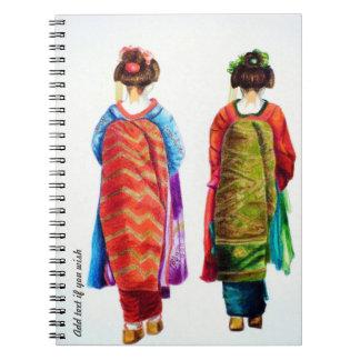 Maikosのノート ノートブック