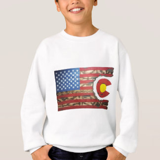 Main_Colorado_Veterans スウェットシャツ