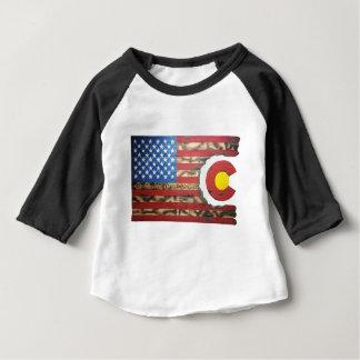 Main_Colorado_Veterans ベビーTシャツ