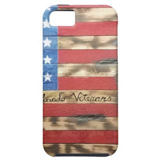 Main_Colorado_Veterans iPhone SE/5/5s ケース