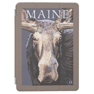 MaineMooseの終わり iPad Air カバー
