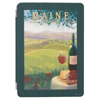 MaineWineの国場面 iPad Air カバー