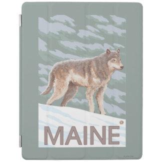 MaineWolf場面 iPadスマートカバー