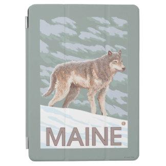 MaineWolf場面 iPad Air カバー