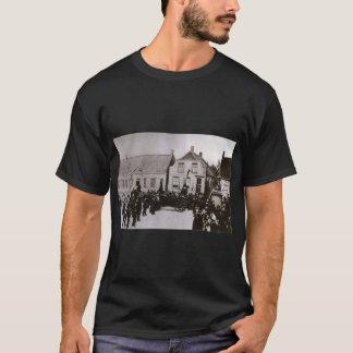 maisonのnatale deフィンセント・ファン・ゴッホのmaisonのnatale d tシャツ