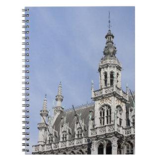 Maison du Roi、ブリュッセル、ベルギー ノートブック