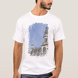 Maison du Roi、ブリュッセル、ベルギー Tシャツ