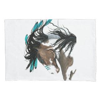 Majestic Horse Pillowcase Bedroom Decor by Bihrle 枕カバー