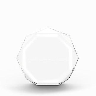 Make Your Own Octagon Award 表彰盾