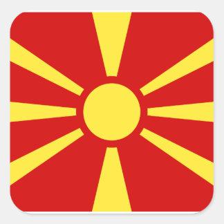 Makedonijaマケドニア スクエアシール