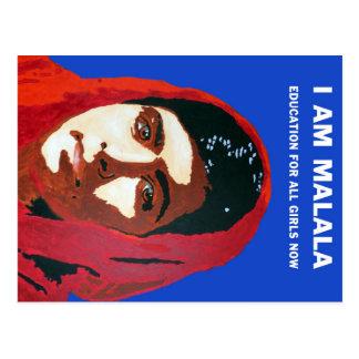 MALALA YOUSAFZAI ポストカード