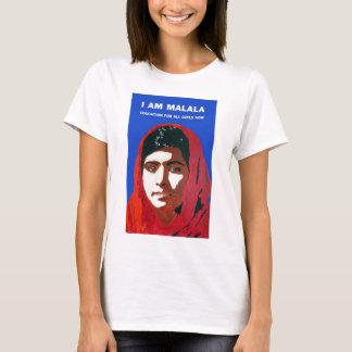 MALALA YOUSAFZAI Tシャツ