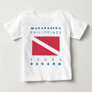 Malapascuaフィリピン ベビーTシャツ