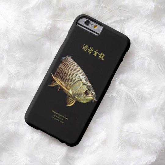 Malaysian Golden Arowana Barely There iPhone 6 ケース