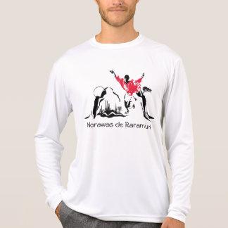 malerunner、Norawas de Raramuri Tシャツ