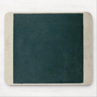 Malevich、Kazimir Severinovichの黒い正方形 マウスパッド