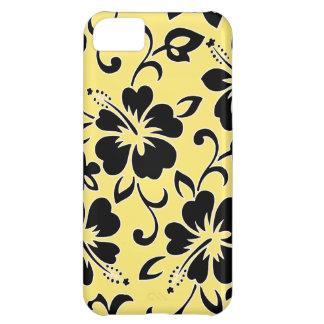 MaliaのハイビスカスのハワイのiPhone 5つのケース iPhone5Cケース