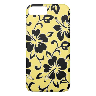 Maliaのハイビスカスのハワイアンの花柄 iPhone 8 Plus/7 Plusケース
