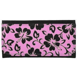 Maliaのハイビスカスのハワイアンの財布
