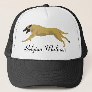 Malinoisの帽子 キャップ