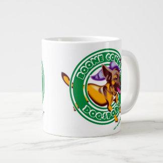 Malinoisの風刺漫画のマグ ジャンボコーヒーマグカップ