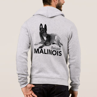 Malinois -ベルギーの羊飼い パーカ