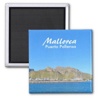 Mallorca、プエルトPollensa -磁石 マグネット