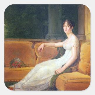 Malmaison、c.1801の皇后Josephine スクエアシール