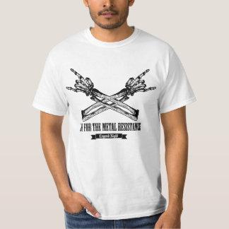 Maloikの骨(黒いver。) Tシャツ