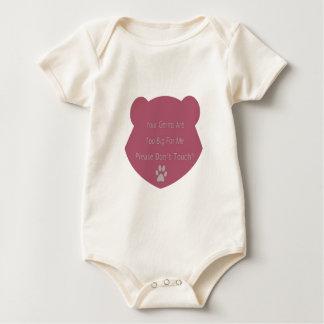 Mamabears.comの幼児体のスーツ ベビーボディスーツ